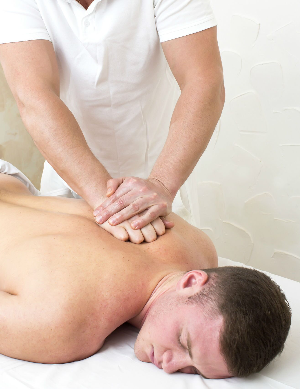 Комплексный курс медицинского массажа